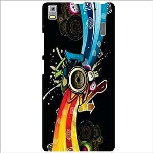 Lenovo A7000 PA030023IN Back Cover - Music Designer Cases