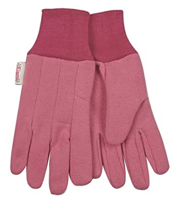 Kinco 830PDW Women's Jersey Glove with PVC Dots, Work (Pack of 12 Pairs)