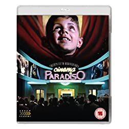 Cinema Paradiso, 25th Anniversary Edition [Blu-ray]