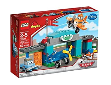 LEGO - A1302757 - L'école D'aviation DUPLO - Planes