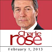 Charlie Rose: Mary Matalin, James Carville, Robert Kraft, Julia Reed, Mitch Landrieu, and Jim Nantz, February 1, 2013 | [Charlie Rose]