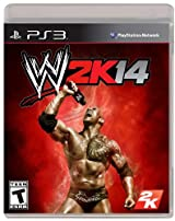 WWE 2K14 - Playstation 3