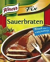 Knorr Fix sauerbraten (Sauerbraten) (Pack of 4) by unilever