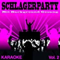 Schlagerparty, Vol. 2 (Premium Karaoke Version mit Background Gesang)
