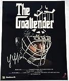Tim Thomas Boston Bruins Signed Autographed The Goaltender 16x20 Photo