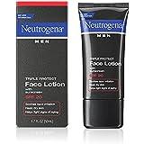 Neutrogena Men Triple Protect Face Lotion SPF 20-1.7 oz (Pack of 4)