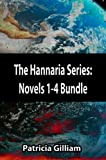 The Hannaria Series: Novel 1-4 Bundle Pack