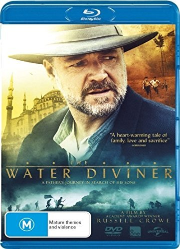 La Promesse d'une vie / The Water Diviner (2014) [ Origine Australien, Sans Langue Francaise ] (Blu-Ray)