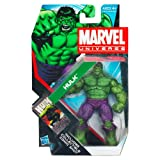 Hulk Marvel Universe #009 Series 18 Action Figure