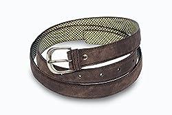 Women brown casual wear belt