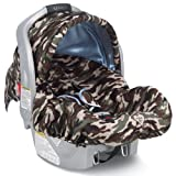 Baby Bella Maya ISC001 - X Infant Car Seat Cover