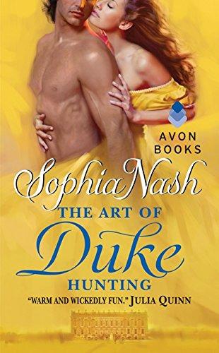 Image of The Art of Duke Hunting (Royal Entourage)