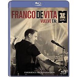 Vuelve En Primera Fila [Blu-ray]