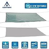 "Alion Home © HDPE 50% Sun Block Garden Netting Mesh (6'x9'10"", Green) Reviews"