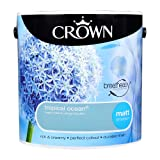 Crown Breatheasy Emulsion Paint - Matt - Tropical Ocean - 2.5L