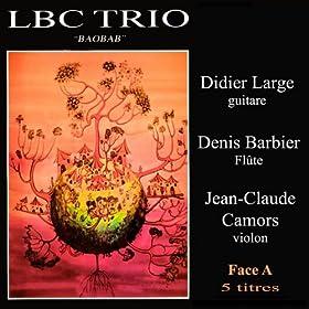 Baobab - Face A (feat. , Jean-Claude CamorsDidier Large)
