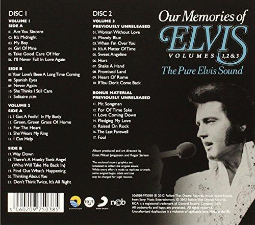 Elvis Presley - Elvis Presley Vol. 3 - Zortam Music