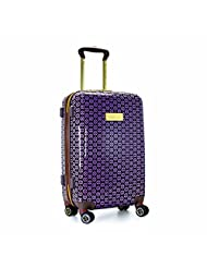 Tommy Hilfiger Norwood Polycarbonate Brown Luggage Set (TH/NOR03065)