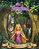 Disney Tangled Magical Story with Amazing Moving Picture Cover (Disney Magical Story)
