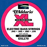 D'Addario Bass Strings Set Xl, 45-100, Long