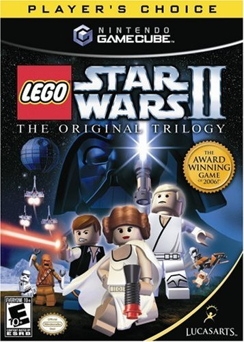 Lego Star Wars 2 Original Trilogy - Gamecube (Star Wars Ii Wii compare prices)