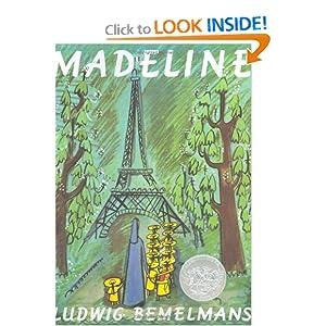 Amazon.com: Madeline (9780670445806): Ludwig Bemelmans: Books