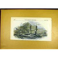 Nave Brasileña 1850 Victoriano de Phoenix África del Barco de esclavos