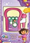 Karaoke System 29067 Dora Karaoke Radio Pink