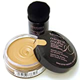 Bourjois Mineral Matte Mousse Foundation With Perfecting Brush - Shade 85 18ml/0.6oz