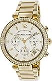 Michael Kors Womens MK5354 Parker Gold Watch