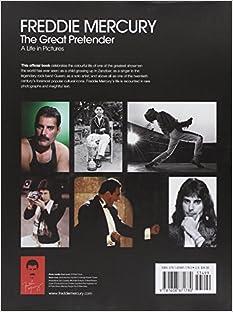 Freddie Mercury: The Great PretenderHardcover– October 16, 2012