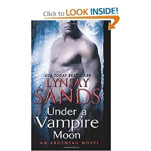 Under A Vampire Moon - Lynsay Sands