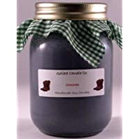 Chocolate 16oz Hand Poured Soy Candle