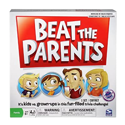 Beat The Parents Board Game from Spin Master Games
