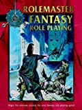 img - for Rolemaster Fantasy Role Playing book / textbook / text book