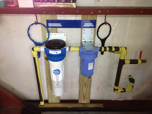 Nuvoh2o Manor Complete Salt Free Water Softening System