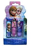 Disney Frozen Girls Kiss It Paint It 3 Piece Makeup Set