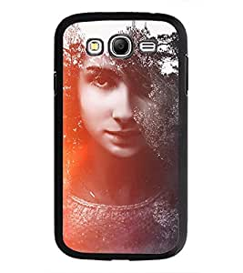 PRINTSWAG BEAUTIFUL GIRL Designer Back Cover Case for SAMSUNG GALAXY GRAND I9082