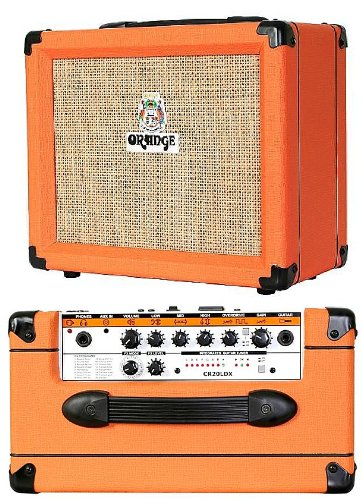 ORANGE CRUSH PIX CR20LDX GUITAR AMP