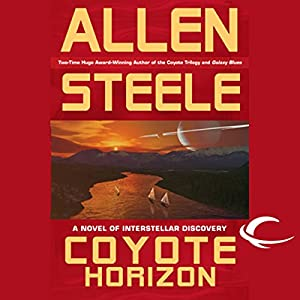 Coyote Horizon Audiobook