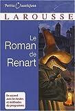 echange, troc Anonyme - Le Roman de Renart