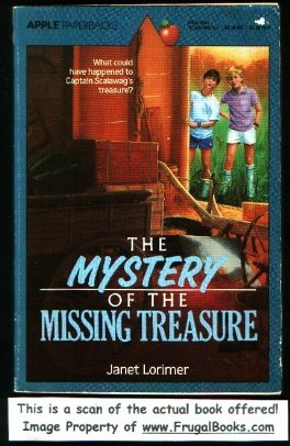 The Mystery of the Missing Treasure, JANET LORIMER