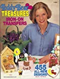 img - for Teddy Bear Treasures Iron-On Transfers: 455 All New Designs book / textbook / text book