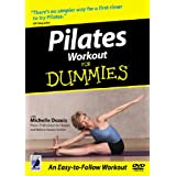 Pilates Workout For Dummies [2001] [DVD]by Andrea Ambandos