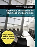 Bundle: Essentials of Statistics for Business and Economics, 7th + CengageNOW(TM) Printed Access Card