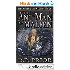 The Ant-Man of Malfen (Chronicles of the Nameless Dwarf)