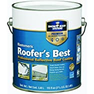 Snow Roof RB-1 Roofers Best Professional Reflective Roof Coating