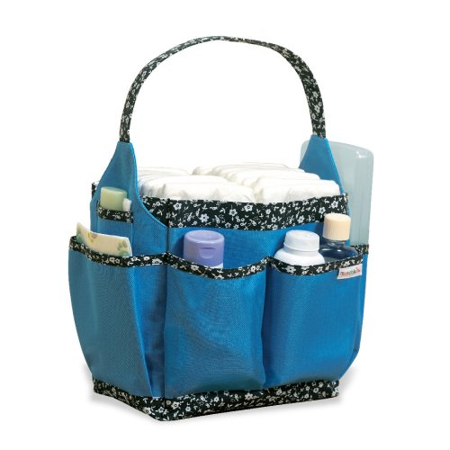 Munchkin Portable Diaper Caddy, Colors May Vary (Discontinued by Manufacturer)