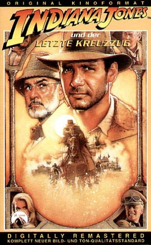Indiana Jones und der letzte Kreuzzug [VHS]