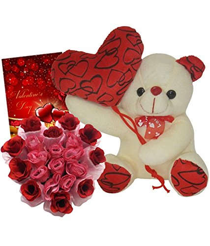 Right Florist Heart Pampering Surprise Set